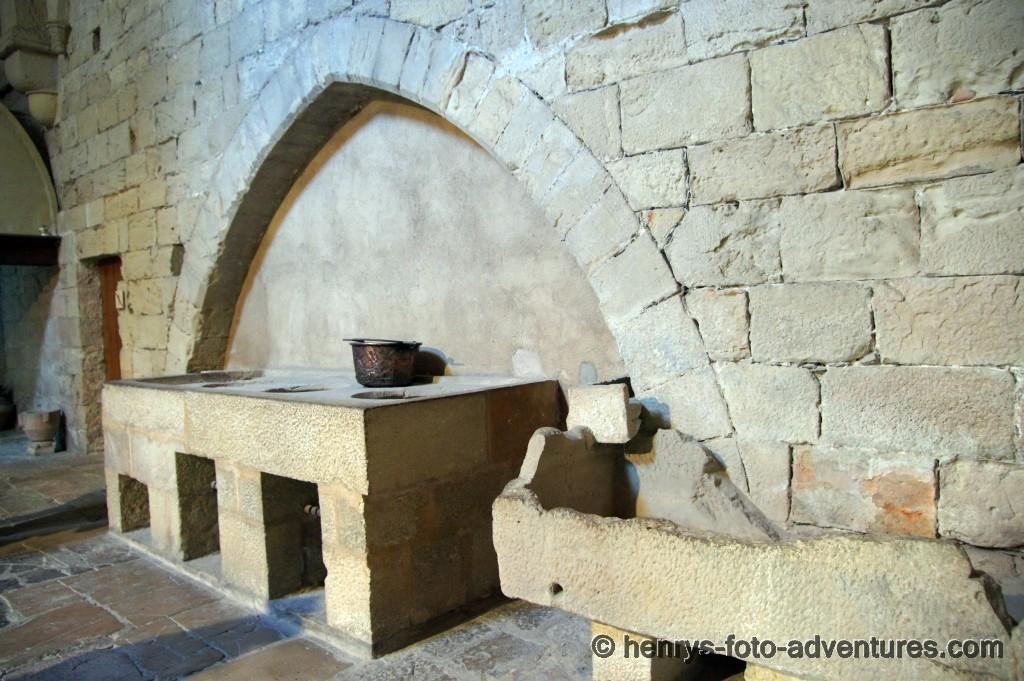 die Klosterküche