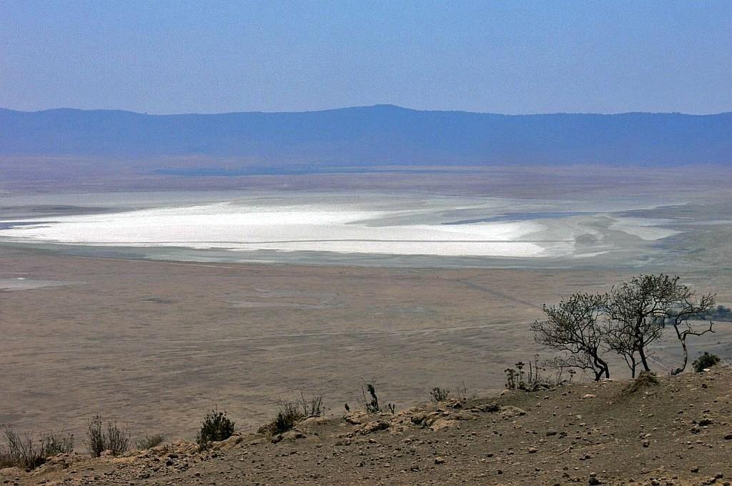 See in Ngorongoro Krater