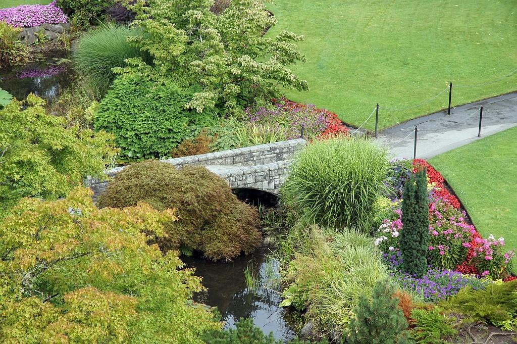 Queen Elisabeth Garden