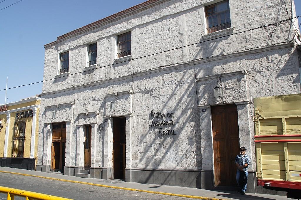Casa del Melgar
