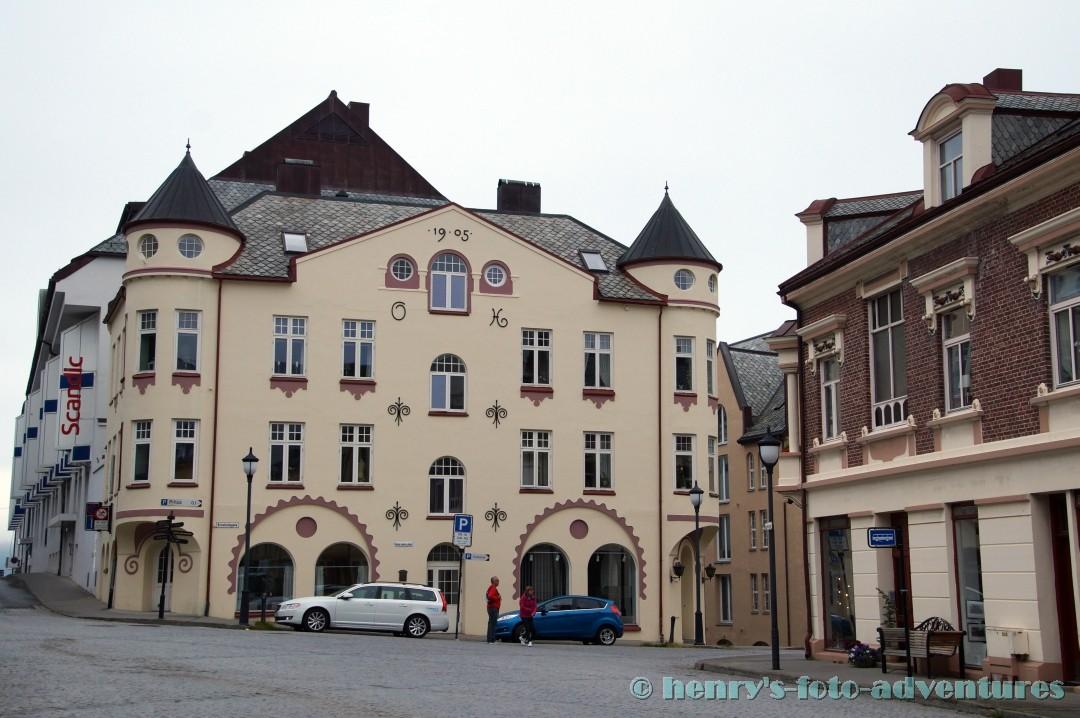 Jugendstihäuser