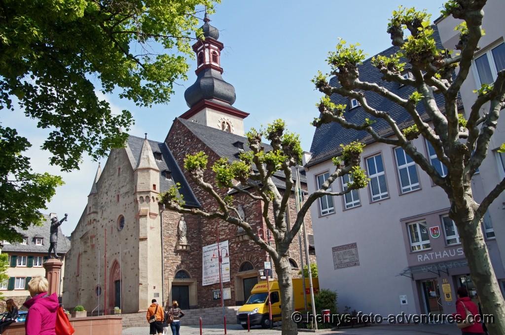 die Kirche St. Jakob
