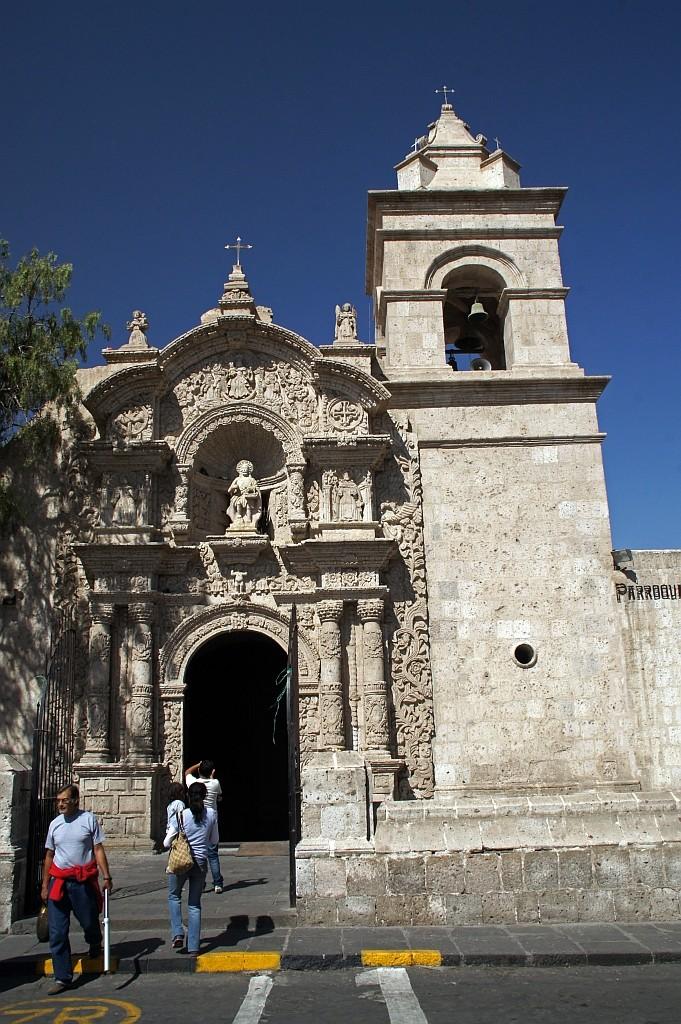 das Kloster der Franziskaner
