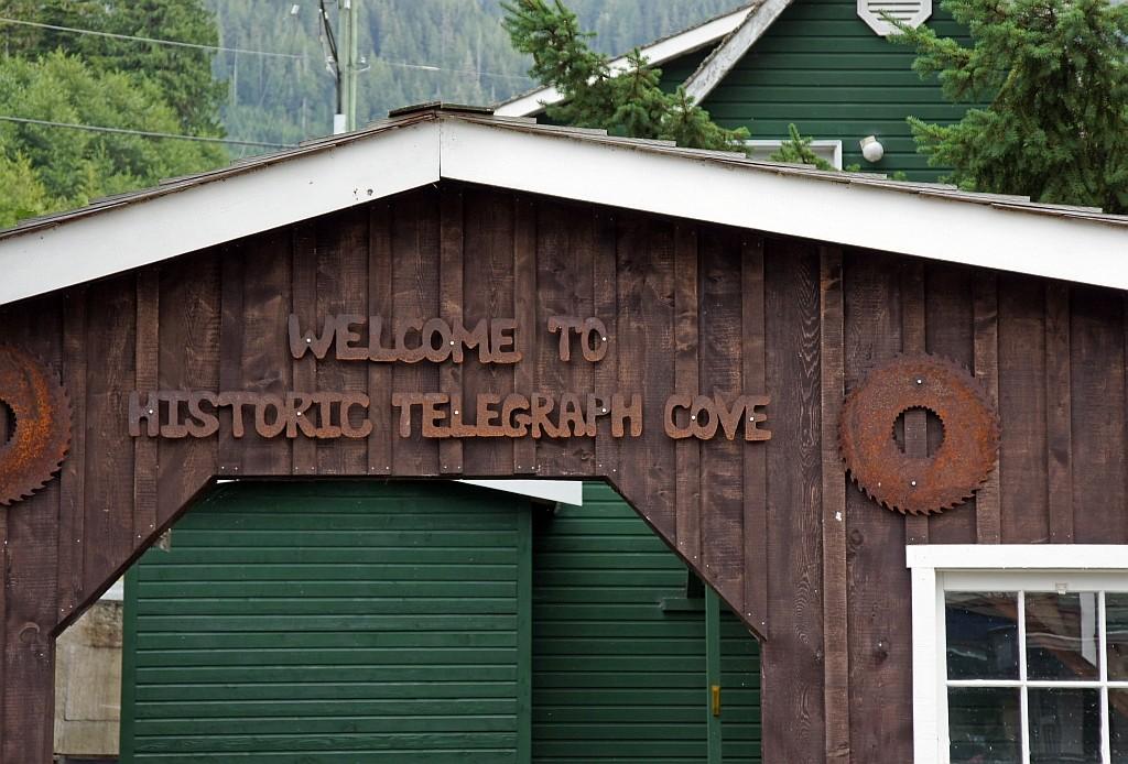nach Telegrapf Cove