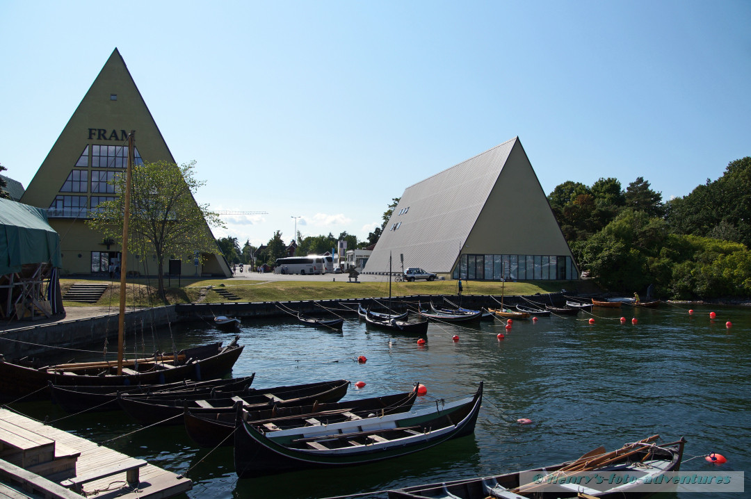 das Fram- und das Kontiki- Museum