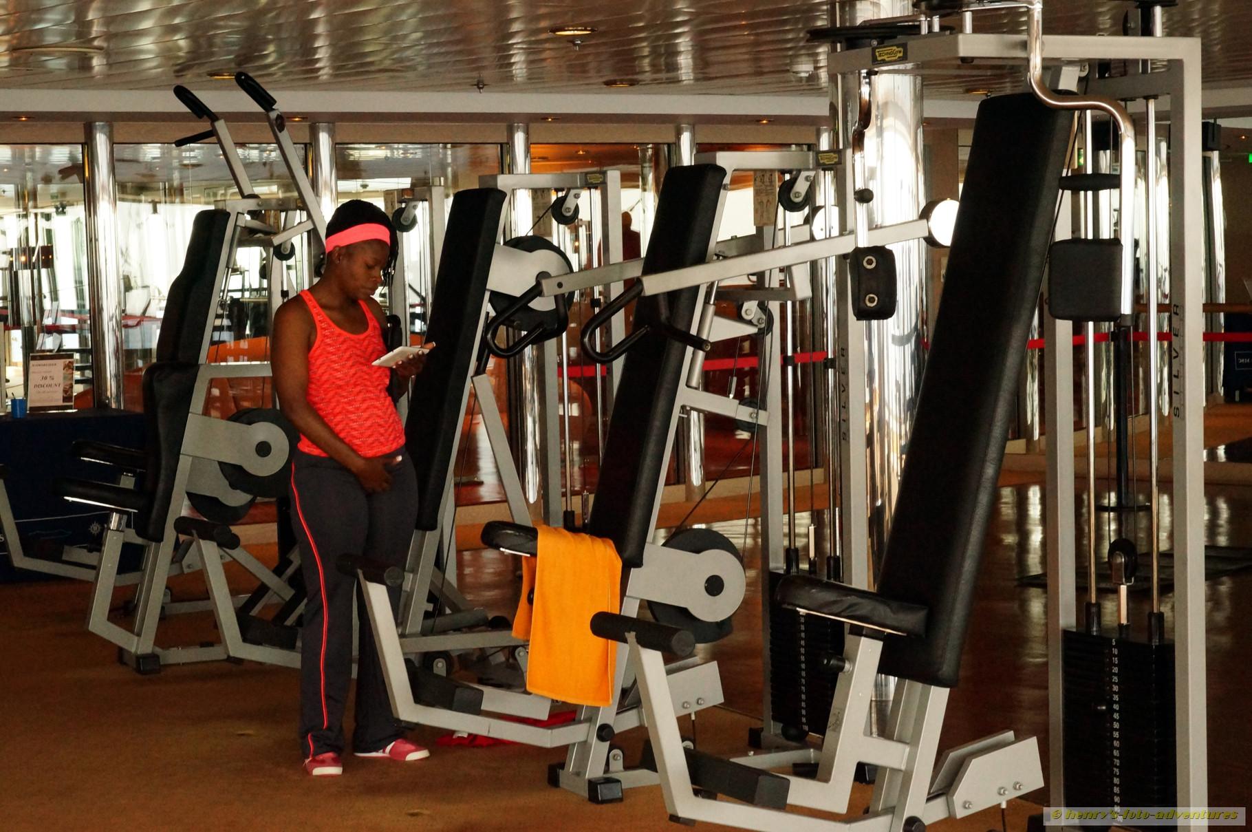 Fitnescenter