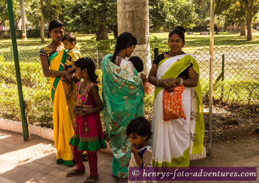 der Garten der Maharani