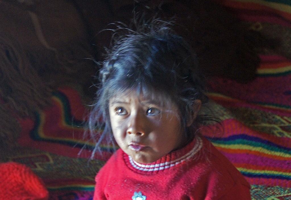 Bauernkind, Peru 2010