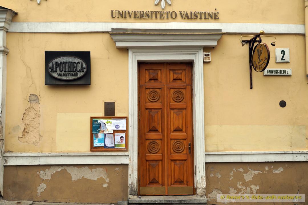 die alte Uni-Bibliothek