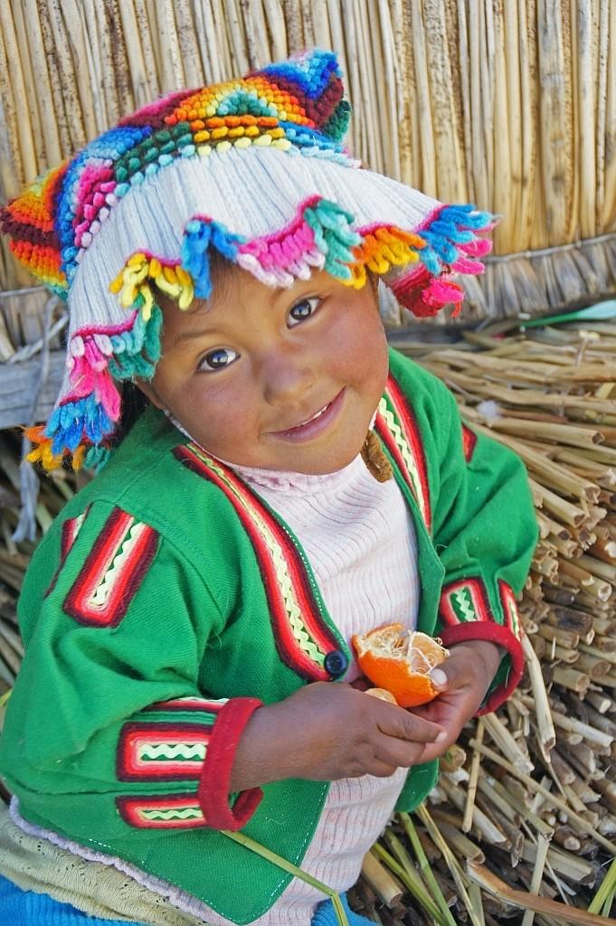 Kind der Urus, Peru 2010