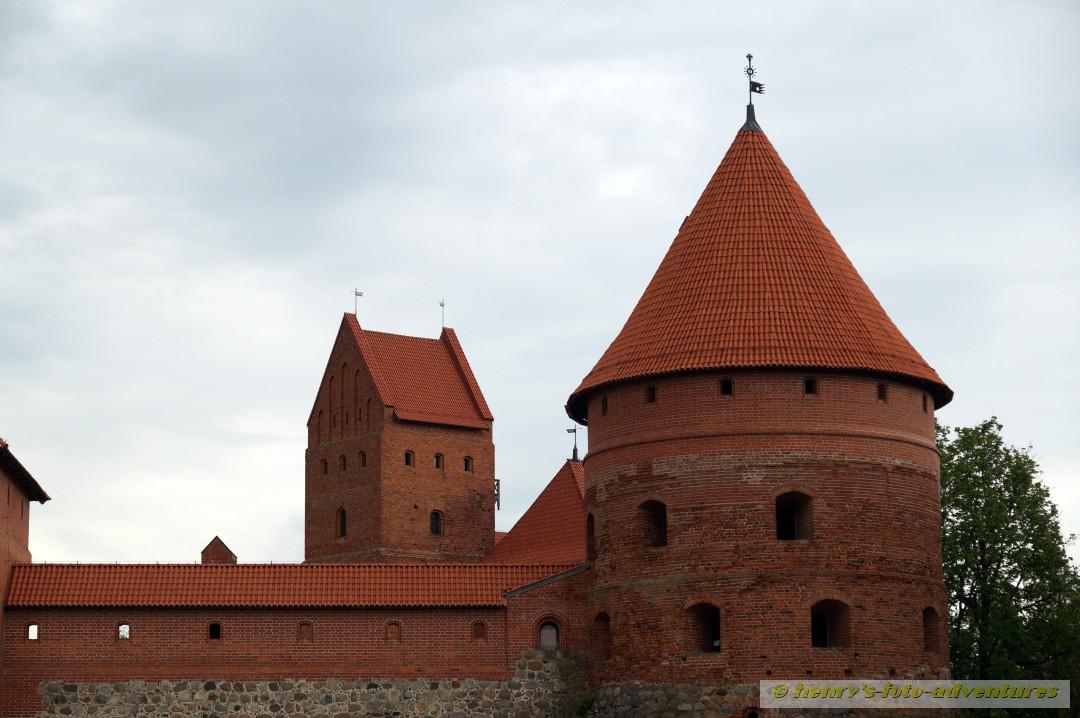 in den Jahren 1965 bis 1992 rekonstruktuiert und als Museum wieder aufgebaut
