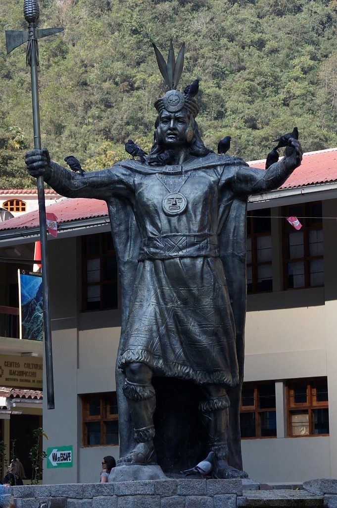 Atawallpa, der letzte Inka
