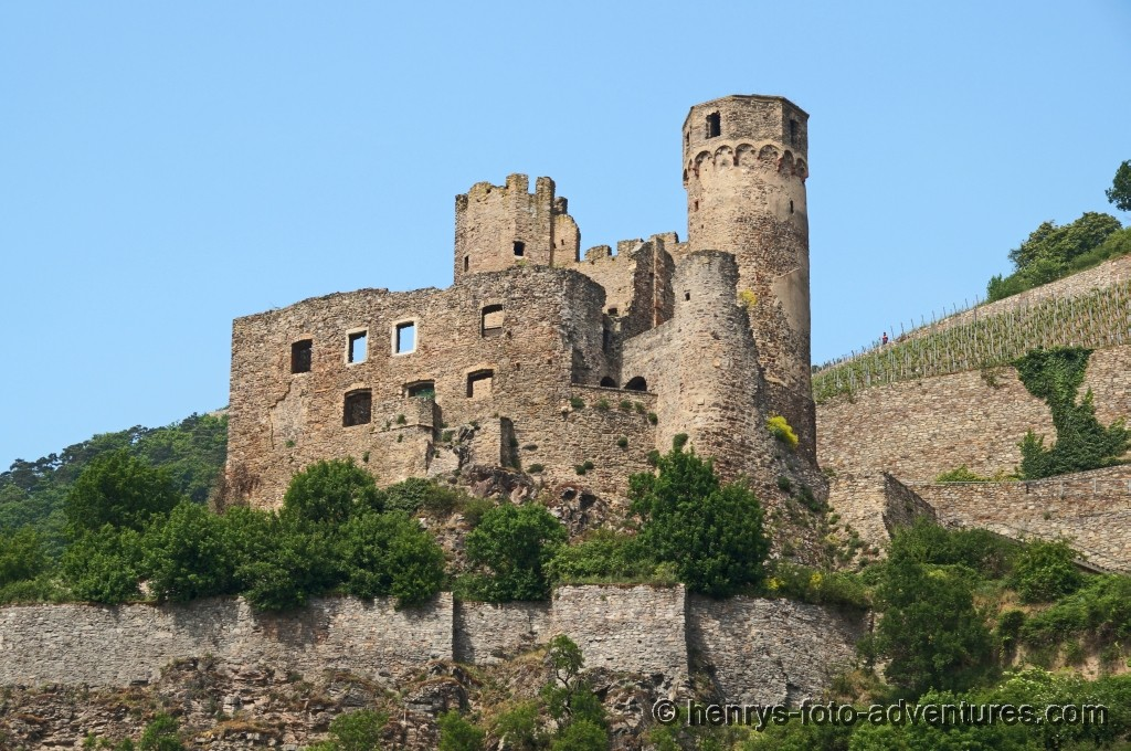 rs, die Ruine Ehrenfels