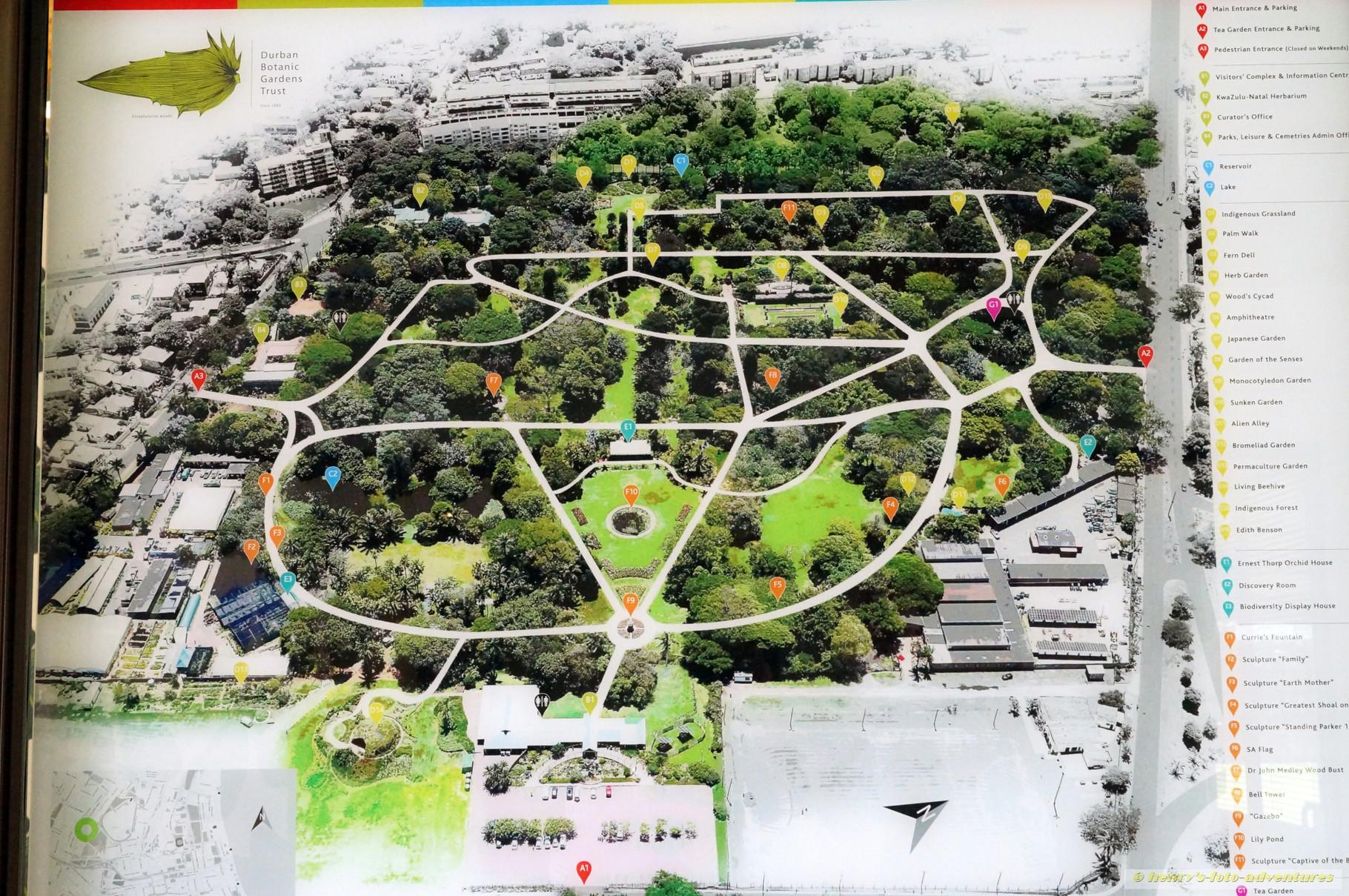 """Im """"Botanischen Garten"""""""