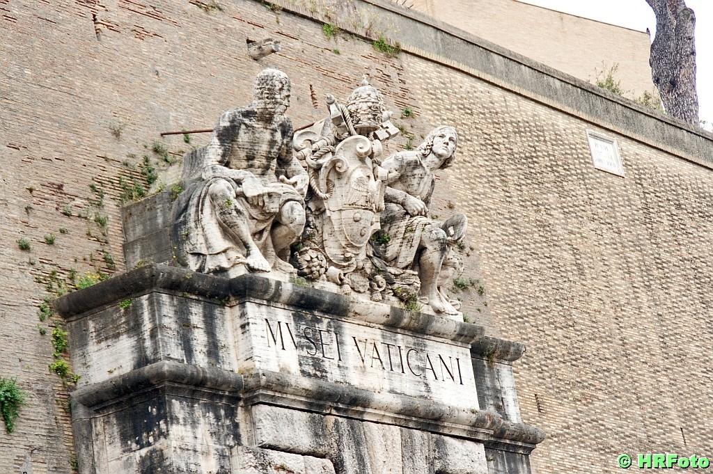 das Vatikanische Nuseum