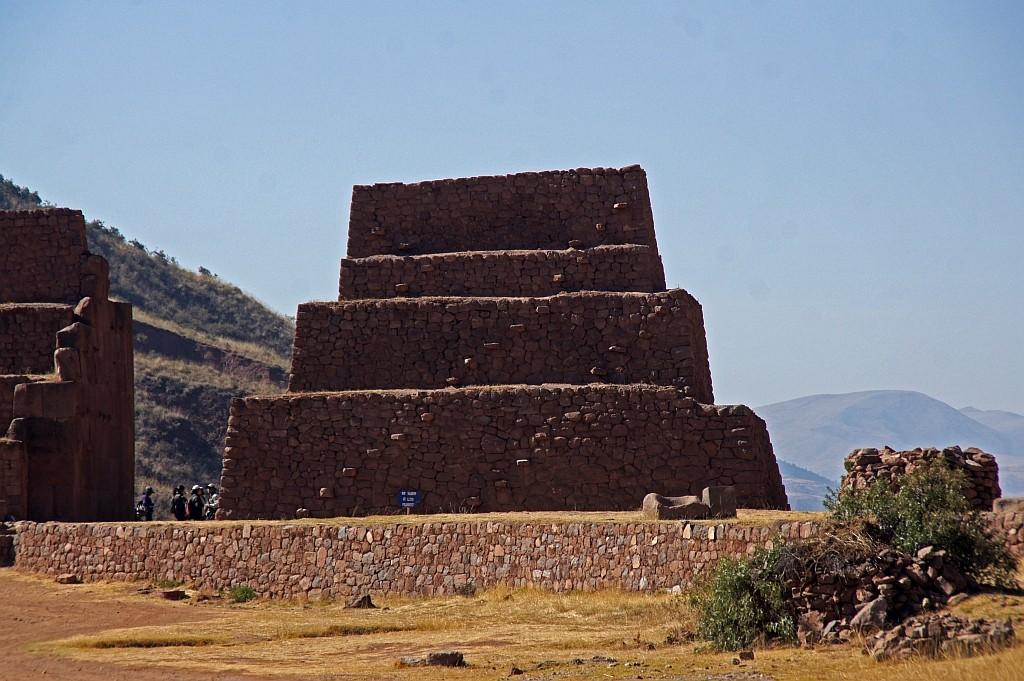 nach Süden, die Ruinen von PIKILLACATA