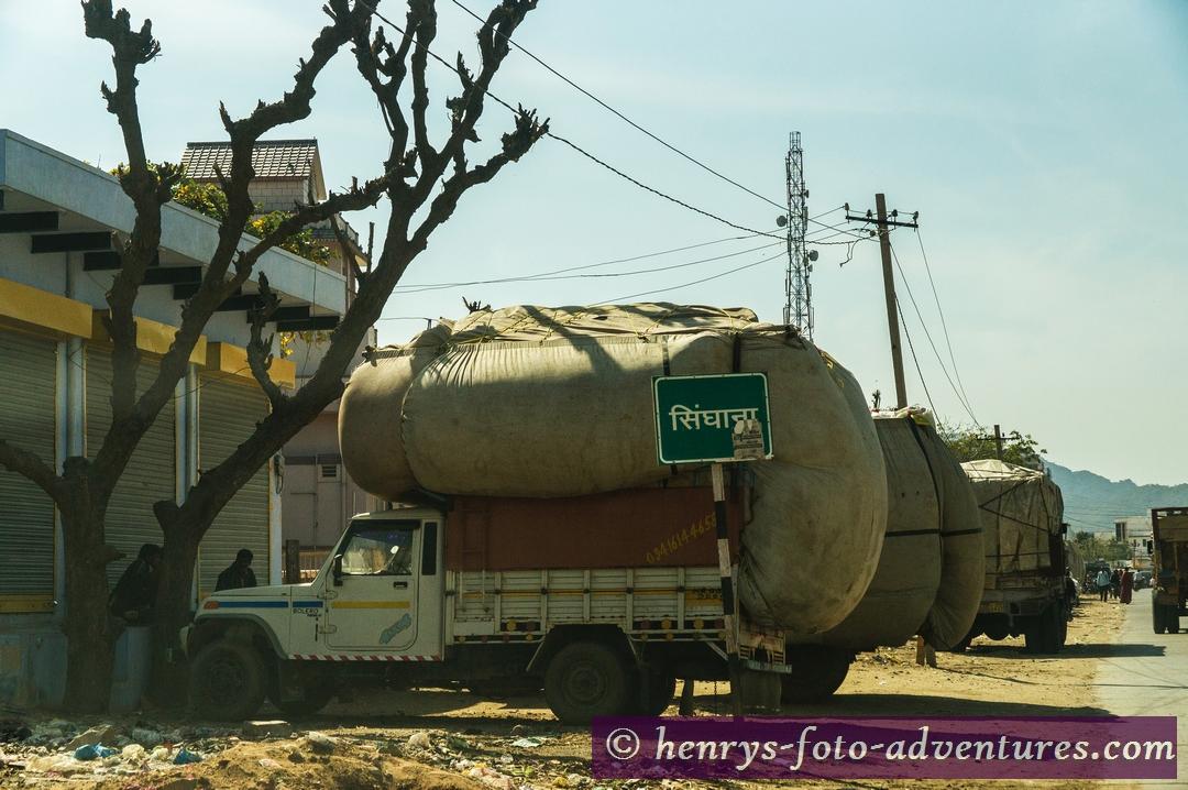 Getreidetransporter