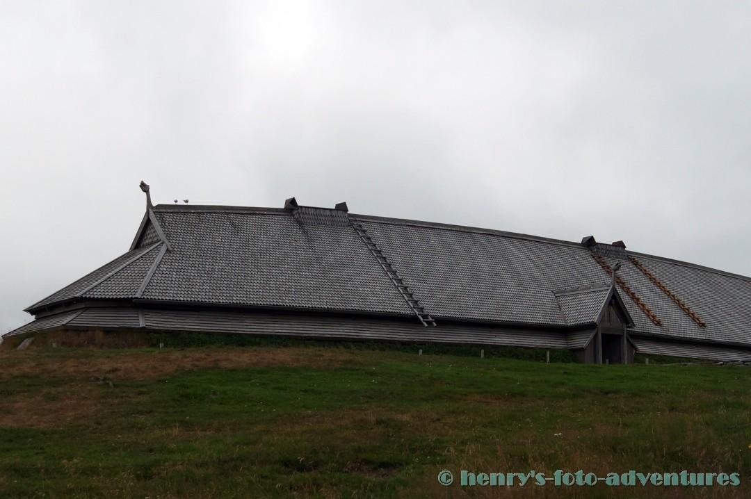 wir besuchen das Wikinger-Museum in Borg