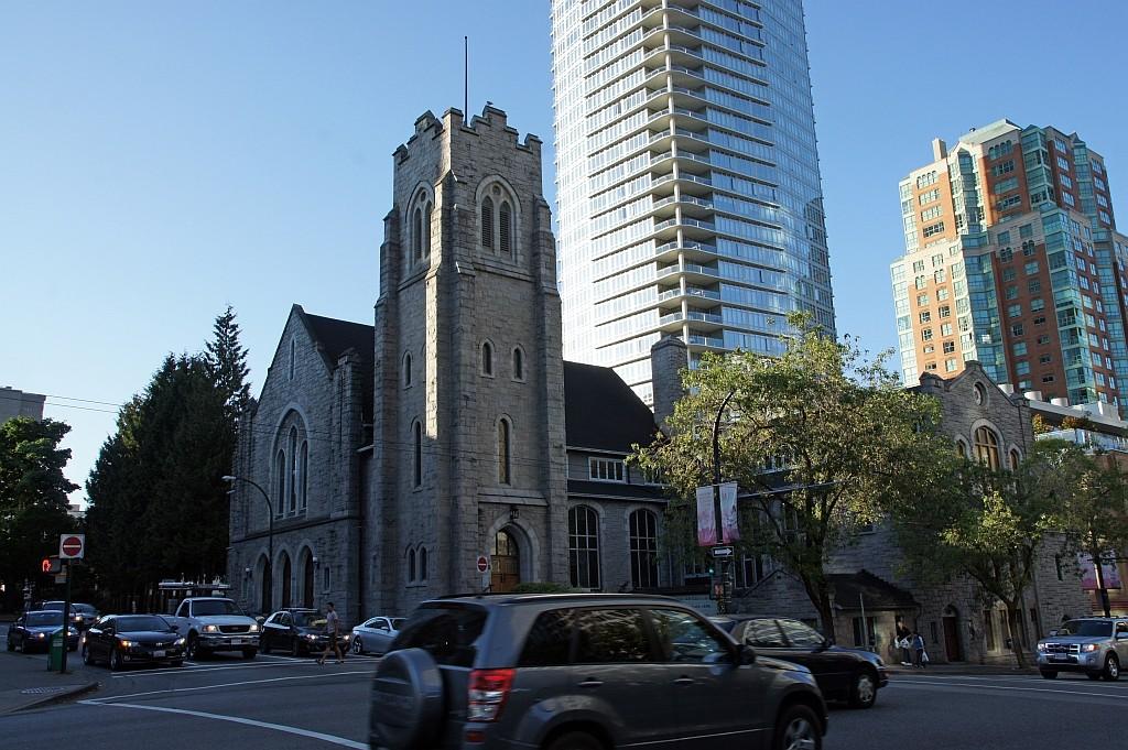Vancouver, Kontraste