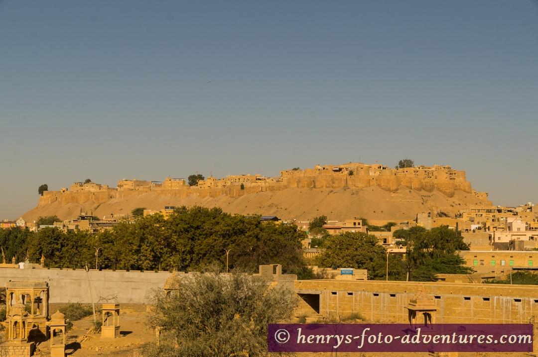 das Jaisalmer-Fort