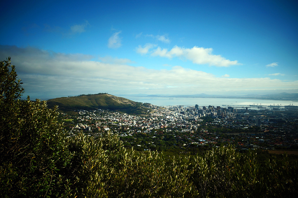 wieder zurück in Kapstadt