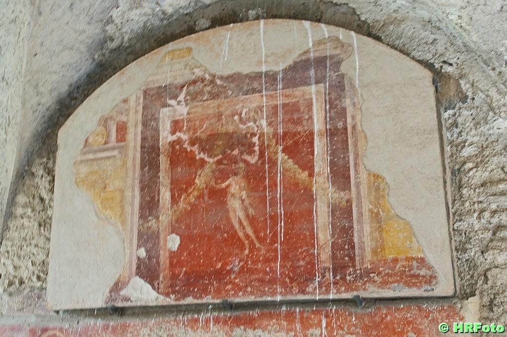 anregende Wandmalereien