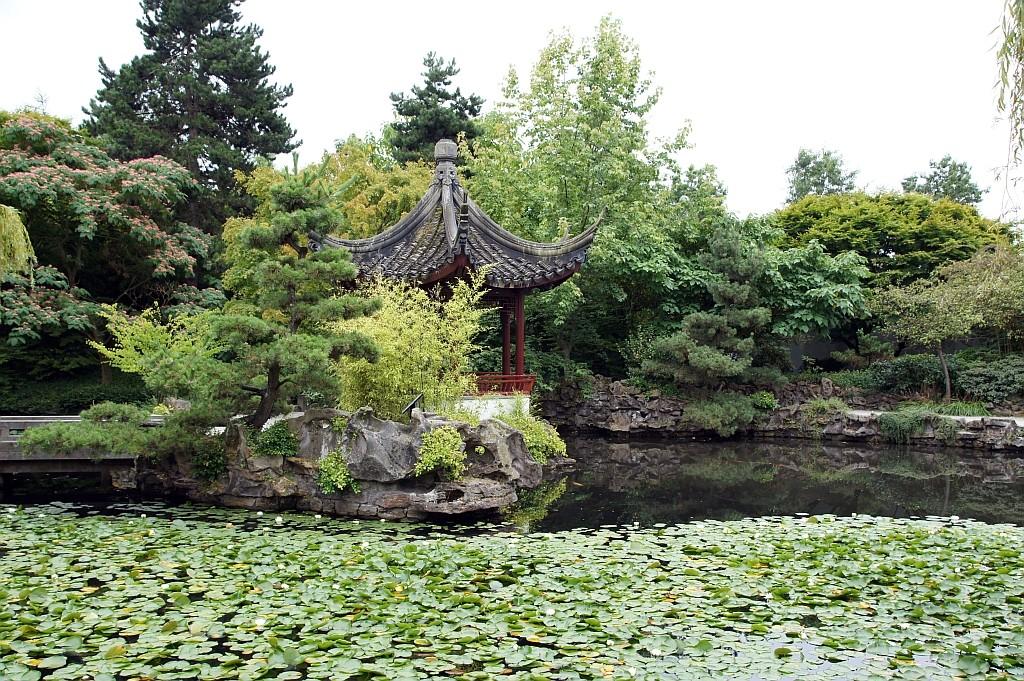 Der Chinesische Park