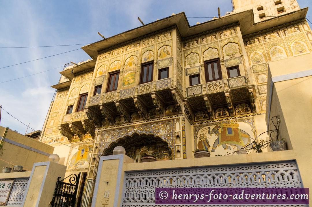 wunderbare Fasaden