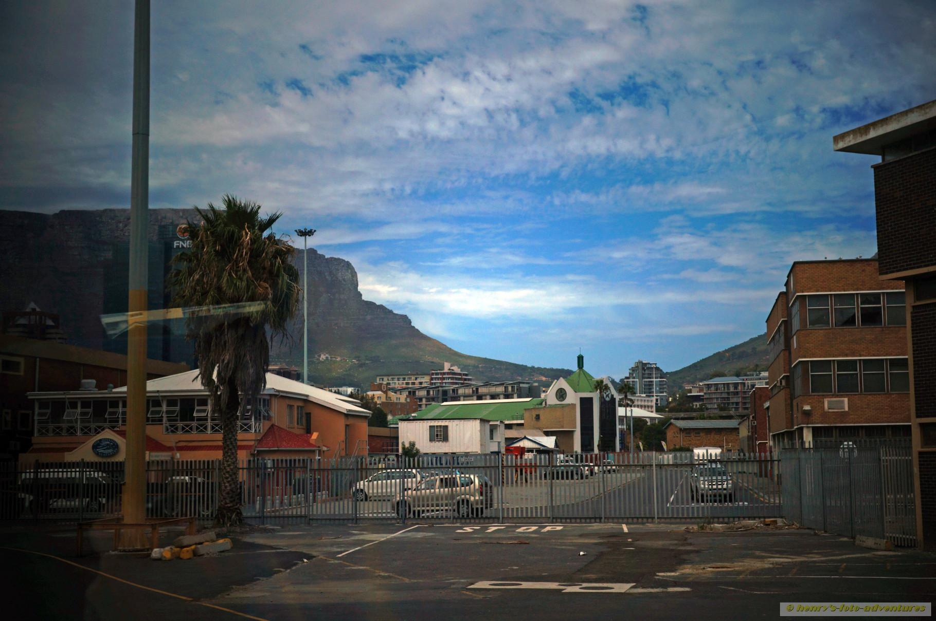 im Hafen von Kapstadt