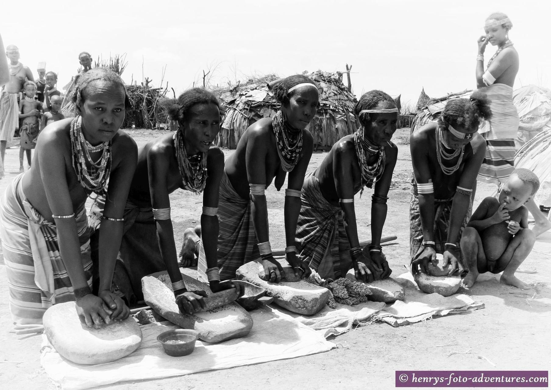 bei den GELEB, im süd-westlichsten Eck Äthiopiens