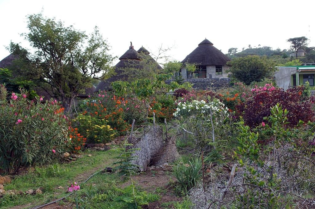 die Kanta Lodge - halbferetig