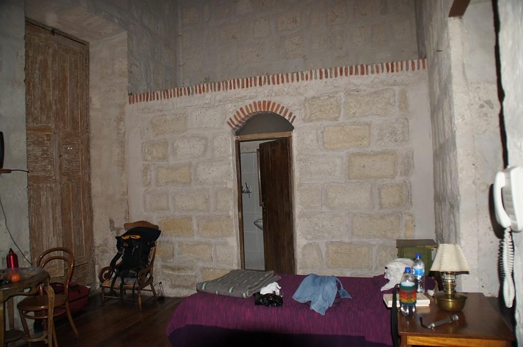 die Zimmer mit alten spanischen Möbel