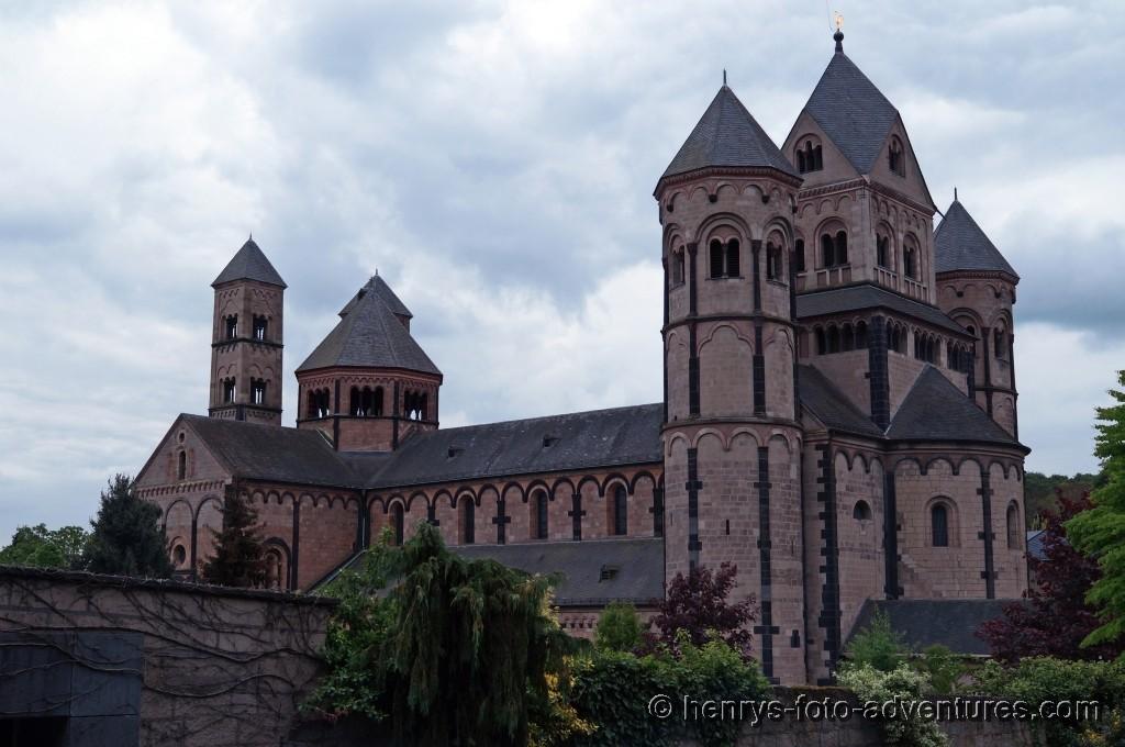 die romanische Abtei