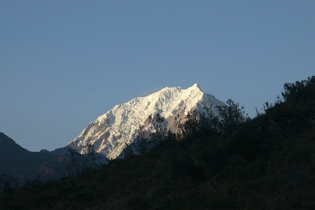 vierte Etappe nach Mchu Picco, einfach traumhaft