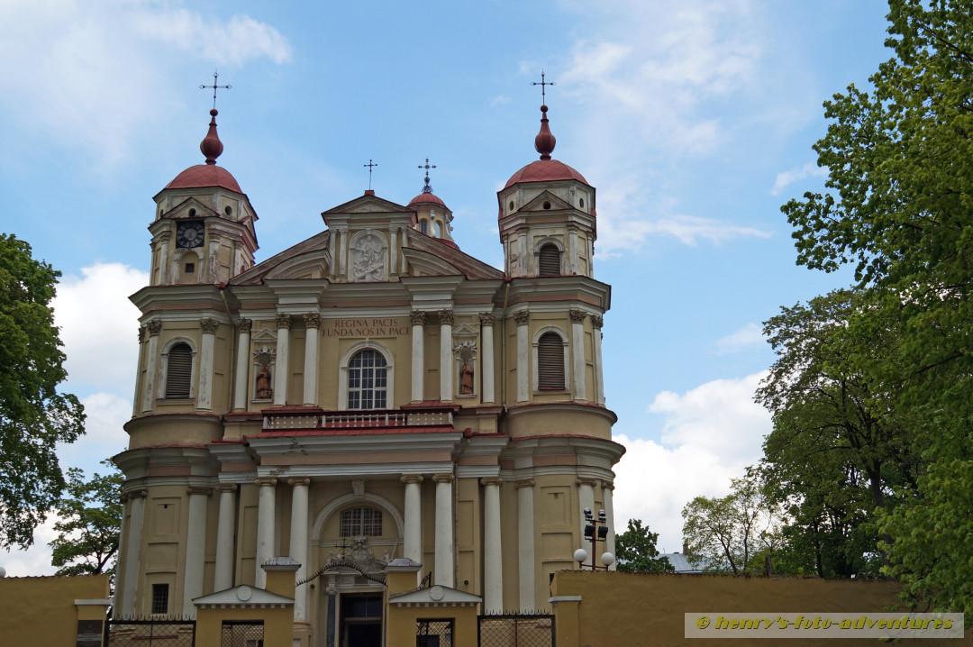 die Heiliggeistkirche