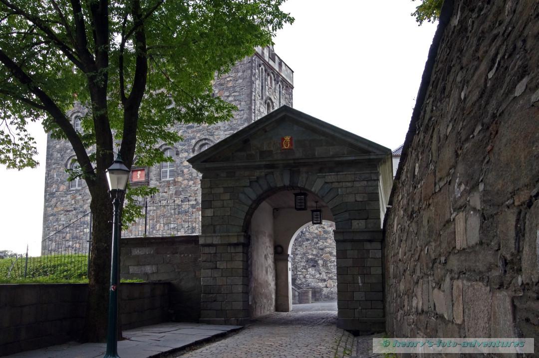 die Bergenhus Festung