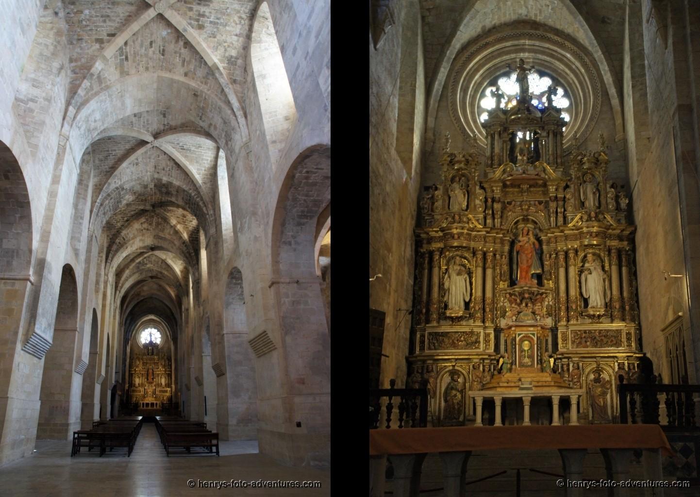 gotischer Altar