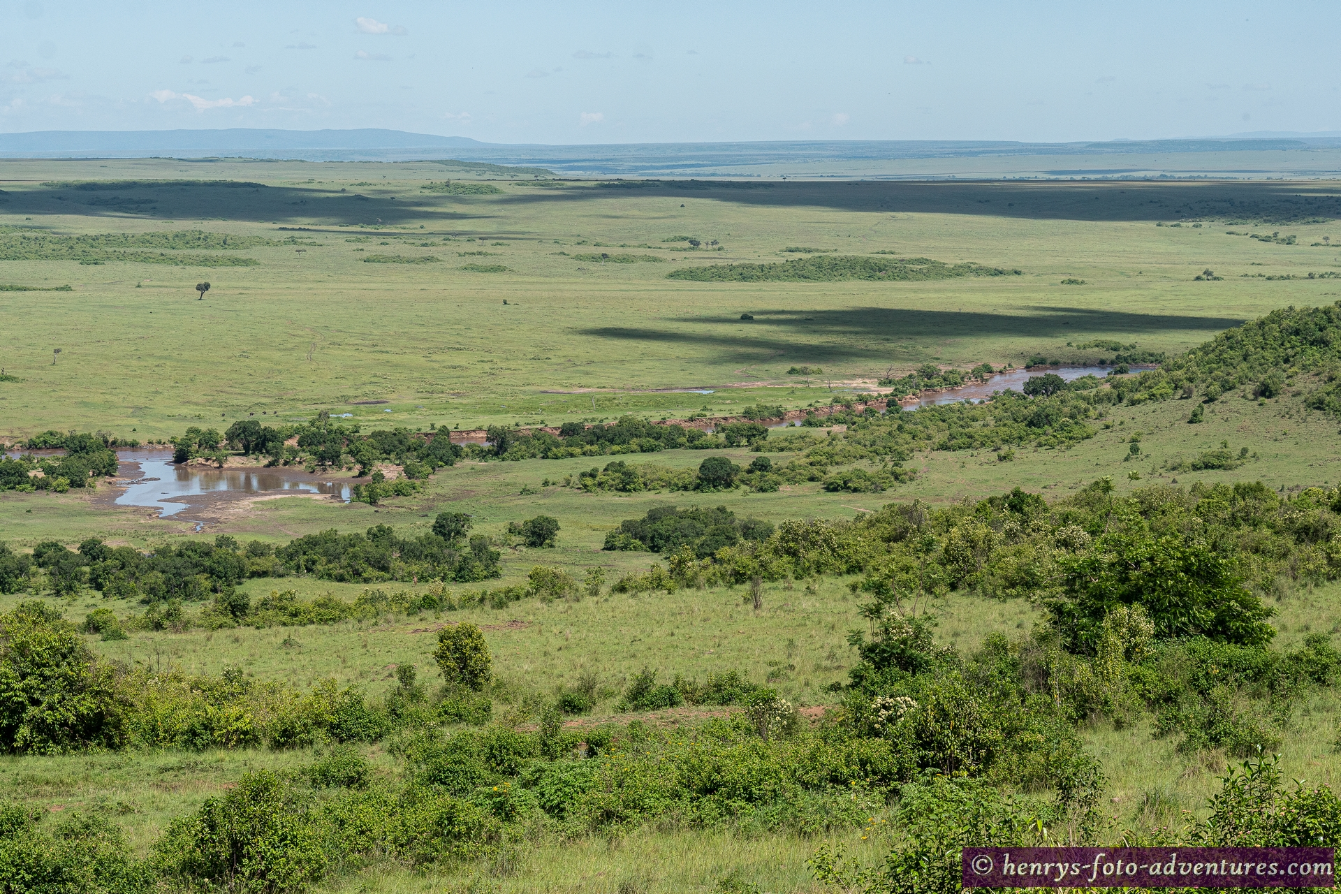 Blick auf den Mara