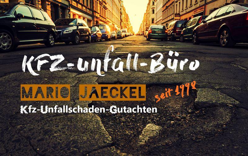 KFZ-Schaden-Gutachten Mario Jaeckel KFZ-Sachverständiger