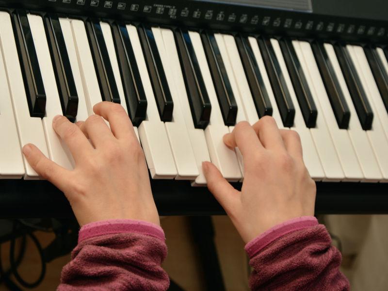 Freizeitangebot im Ruhesitz Golzow - Klavierkonzerte