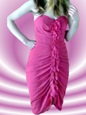 Bustierkleid von H&M in nude und pink erhältlich - Ehemaliger Shop-Preis: 39,95 € - bei uns nur 24 € inkl. Versandkosten