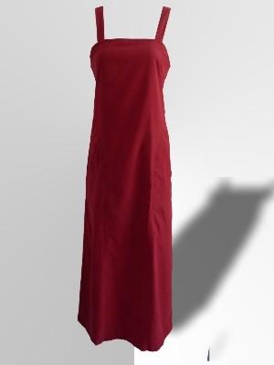 Langes Abend-Sommer-Kleid Gr. 36 von Street One in dunkelrot, 2ndhand, nur 16 € + Versandkosten nur 3,90 € - einmalig pro Bestellung!