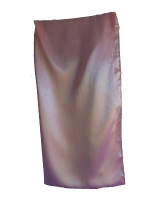 passende Stola zum langen Abendkleid in rosa