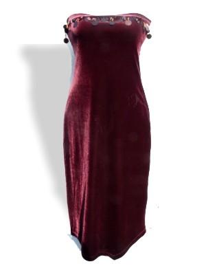 Bustierkleid von Mango, angenehmes, leicht glänzendes Material, 2ndhand, Gr. XS - nur 15 € + Versandkosten nur 3,90 € - einmalig pro Bestellung!