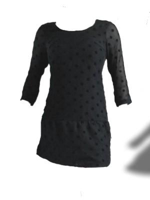 """Dieses Kleid kaschiert durch den geschickten Schnitt kleine Pölsterchen. VILA, Kleid """"Portmond"""" - UVP: 44,95 € - bei uns nur 26 € inkl. Versandkosten"""