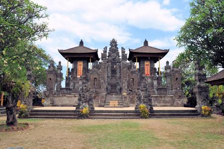 Kubutambahan. Bululeng regency in Bali.