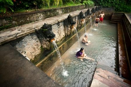 Banjar Tegah, Bululeng regency in Bali.