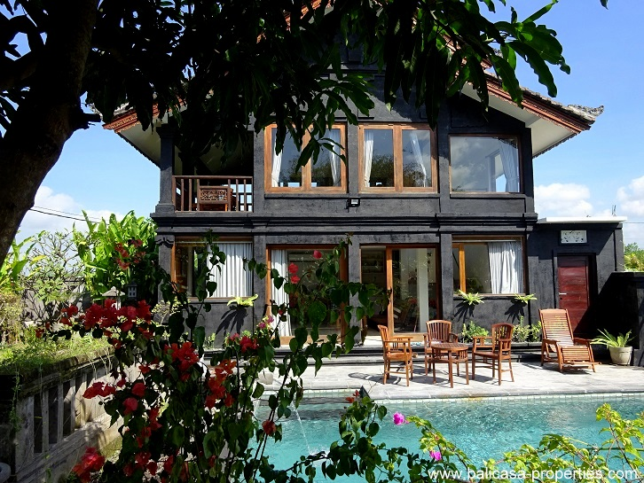 Gianyar villa for sale