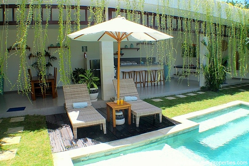 Kerobokan 3 bedroom villa for sale