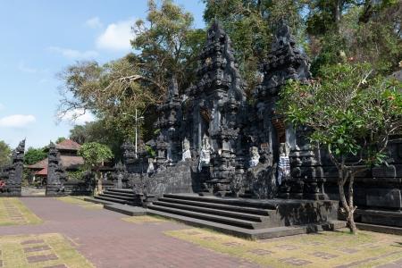 Goa Lawah. Klungkung regency in Bali.